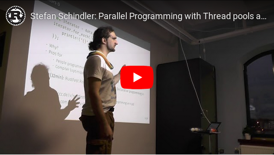 "Youtube recording of ""Parallel Programming in Amsterdam"""